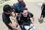 Manin-his-wheelchair-after-his-parachute-jump