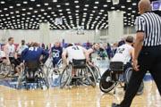 Wheelchair-Basketball