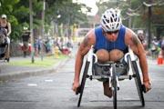 Wheelchair-Racing