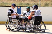 Wheelchair-Lacrosse