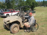 Man-in-wheelchair-with-his-adapted-dirt-bike