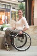 Young-woman-using-wheelchair-exploring-Salt-Lake-City