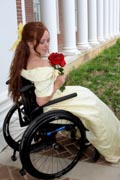 Young-woman-in-wheelchair-on-Prom-date