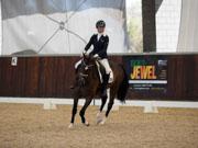 Boneo-Park,-Melbourne,-Australia.-18-October,-2017.-Equestrian-Australia-Para-Equestrian-Grade-4-Individual-Competition.-Matavia-Furst-Lady-ridden-by-Elizabeth-Alice-Sobecki