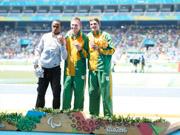 Rio-Paralympics,-Mens-100m-T37-medal-presentation